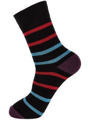 Носки NOSOCKS!. Цвет: черный, голубой, красный