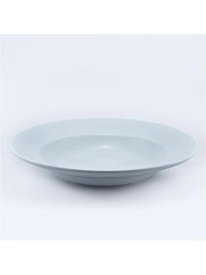 Тарелка под пасту 28 см Royal Porcelain. Цвет: белый