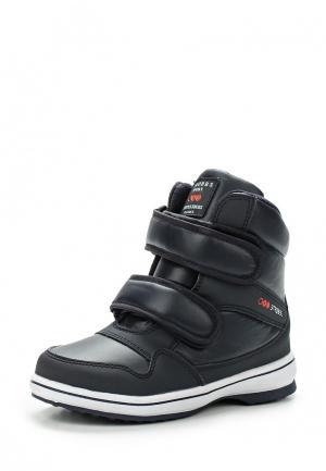Ботинки Strobbs. Цвет: синий