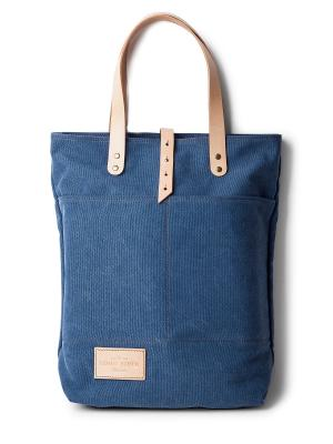 Сумка Tote Long River. Цвет: синий