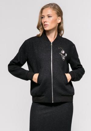 Куртка YuliaSway Yulia'Sway. Цвет: черный