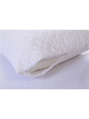 Съёмный чехол на подушку 48*68 ARKADY. Цвет: белый