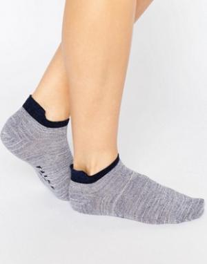 Falke Спортивные носки Ocean. Цвет: синий