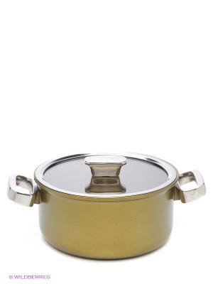 Кастрюля 3,0 л (20см) Capri Zanussi. Цвет: кремовый