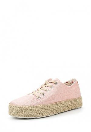 Ботинки Kylie. Цвет: розовый