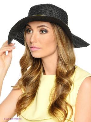 Шляпа FOMAS. Цвет: черный