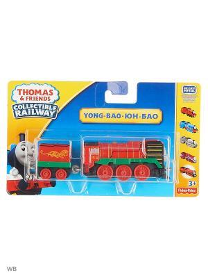 Thomas CR Базовые паровозики с прицепом & FRIENDS. Цвет: бордовый, зеленый