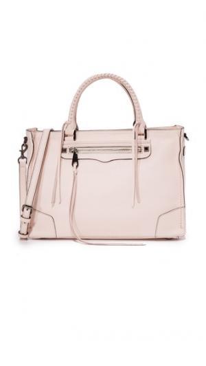 Объемная сумка-портфель Regan с короткими ручками Rebecca Minkoff