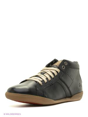 Ботинки TBS. Цвет: черный
