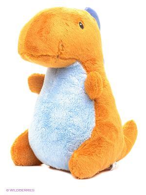 Игрушка мягкая Crom Gund. Цвет: оранжевый, белый, сиреневый