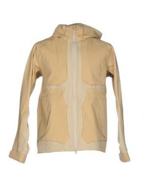 Куртка WHITE MOUNTAINEERING. Цвет: бежевый