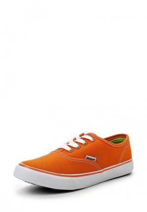 Кеды Beppi. Цвет: оранжевый