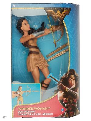 Кукла Чудо-Женщина Делюкс Версия В Ассортименте Mattel. Цвет: синий