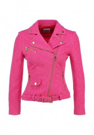 Куртка Moschino Cheap and Chic. Цвет: розовый