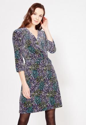 Платье Cortefiel. Цвет: разноцветный