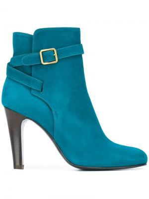 Ботинки Karluz Michel Vivien. Цвет: зелёный