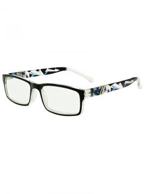 Очки корригирующие 6032 Grand /+2.5. Цвет: черный, прозрачный, темно-синий
