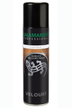 Аэрозоль для замши и нубука Salamander Professional. Цвет: мультицвет