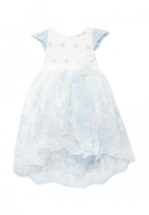 Платье Boom. Цвет: голубой