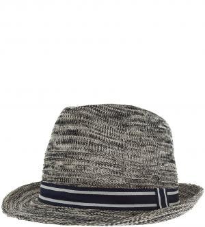Шляпа ARMANI JEANS. Цвет: синий
