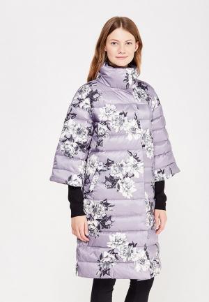Пуховик Baon. Цвет: фиолетовый