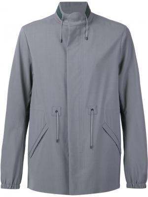 Куртка GI Oamc. Цвет: серый