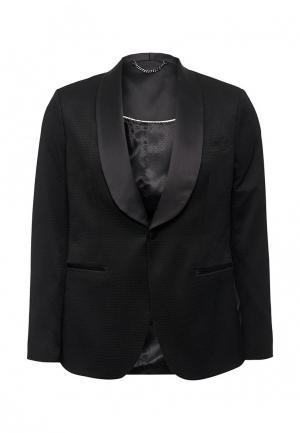 Пиджак Mango Man. Цвет: черный