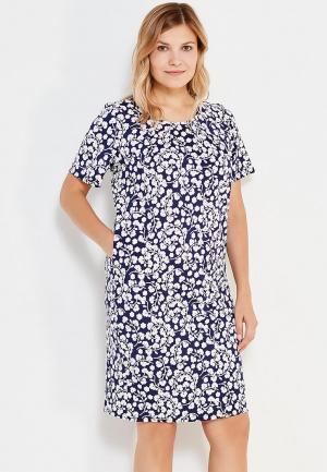 Платье Sparada. Цвет: синий