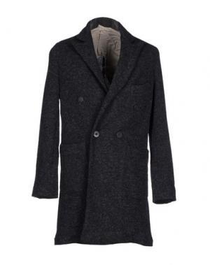 Пальто MC RITCHIE. Цвет: стальной серый