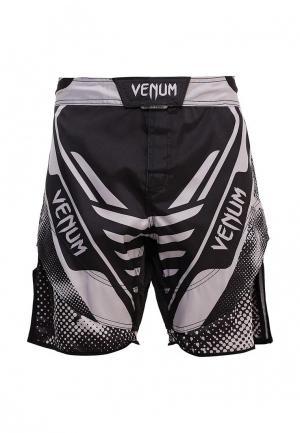 Шорты спортивные Venum. Цвет: серый