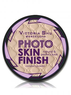 Пудра компактная Photo Skinfinish № 317 Victoria Shu. Цвет: бежевый