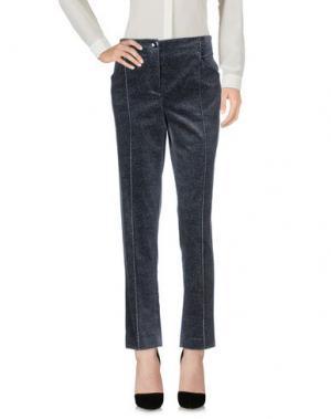 Повседневные брюки THOMAS RATH. Цвет: темно-синий