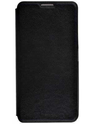 Microsoft Lumia 540 skinBOX Lux. Цвет: черный