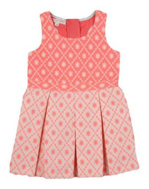 Платье BEETLEJUICE. Цвет: фуксия