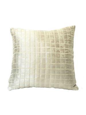 Декоративная подушка Беллар РЮШАЛЬ. Цвет: серый