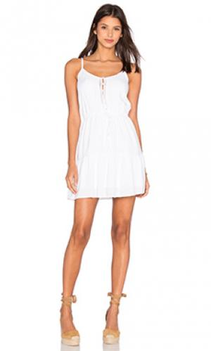 Платье finella BB Dakota. Цвет: белый