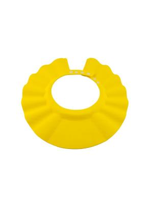 Детский козырек для душа Baby Swimmer желтый. Цвет: желтый