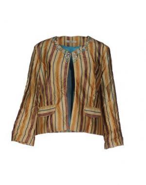 Пиджак M!A F. Цвет: песочный