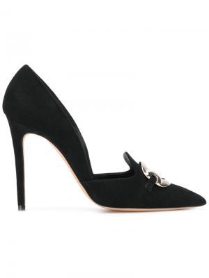 Туфли-лодочки Elka Jean-Michel Cazabat. Цвет: чёрный