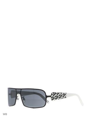 Солнцезащитные очки MS 022 C4 Mila Schon. Цвет: белый
