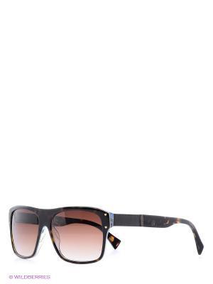 Солнцезащитные очки BLD 1522 103 Baldinini. Цвет: коричневый, рыжий