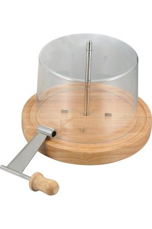 Нож-бритва для сыра STAHLBERG. Цвет: коричневый