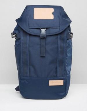 Eastpak Темно-синий рюкзак Fluster. Цвет: темно-синий