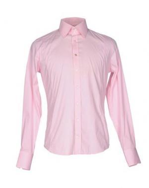 Pубашка Q1. Цвет: розовый