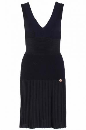 Платье Class Cavalli. Цвет: черный