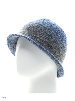 Шляпа Рейнбоу ТТ. Цвет: синий, серый
