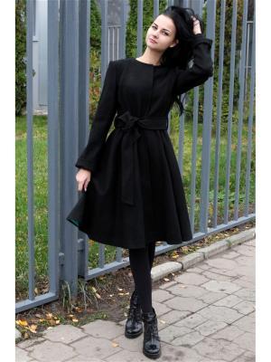 Пальто po Pogode. Цвет: черный