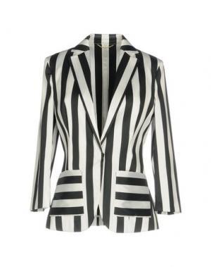 Пиджак LES COPAINS. Цвет: белый