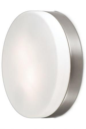 Настенно-потолочный светильник ODEON LIGHT. Цвет: никель