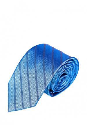 Галстук Patrikman. Цвет: голубой
